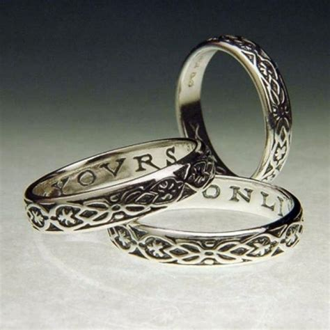 traditional and european wedding rings laurel