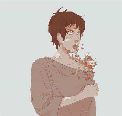 The Hanahaki Disease Voltron Au 35 Flowering Wattpad