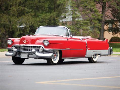 1954 Cadillac Eldorado by Rm Sotheby S 1954 Cadillac Eldorado Convertible St