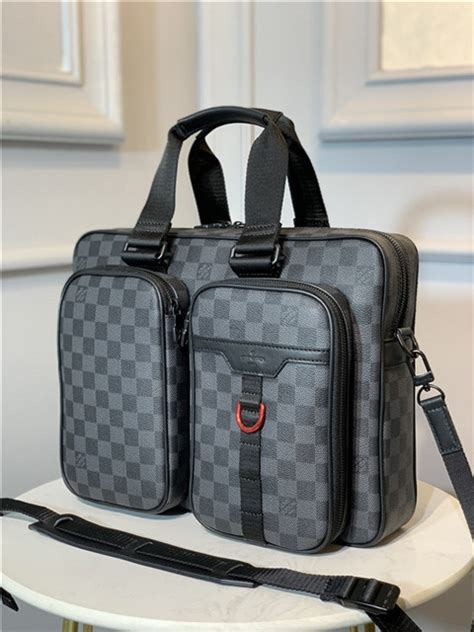 louis vuitton utility business bag aaa handbag