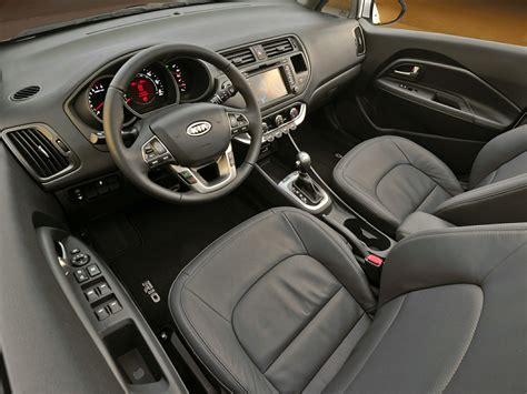 hatchback cars interior 2014 kia rio price photos reviews features