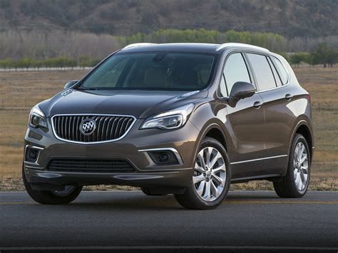 New 2018 Buick Envision  Price, Photos, Reviews, Safety