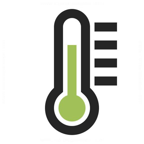 what does a thermometer icon in the weather channel thermometer icon iconexperience professional icons 187 o