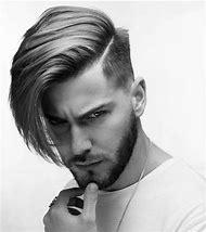 Side Undercut Hairstyle Men Long Hair