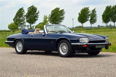 amazing jaguar xjs v12 jaguar xjs convertible v12 classics