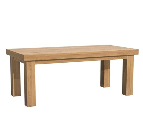 thick top dining table milano oak furniture chunky thick top dining table 1 8m ebay