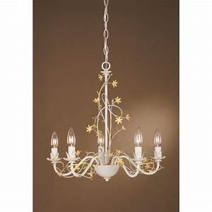 Laura ashley hx vivienne light chandelier in