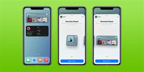 Spotify rolls out iOS 14 home screen widgets to everyone
