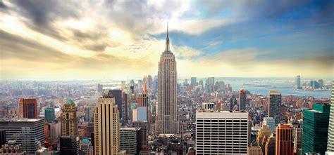 tableau panoramique new york imprim 233 en grand par scenolia
