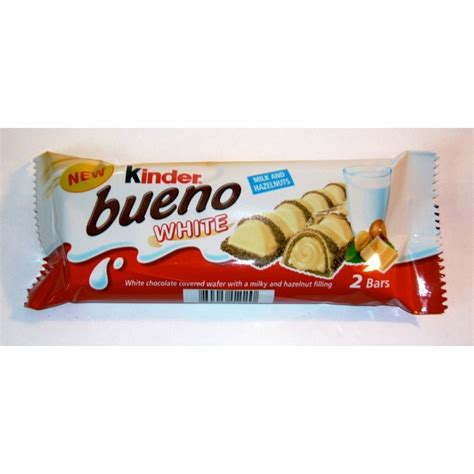Ferrero Kinder Bueno White