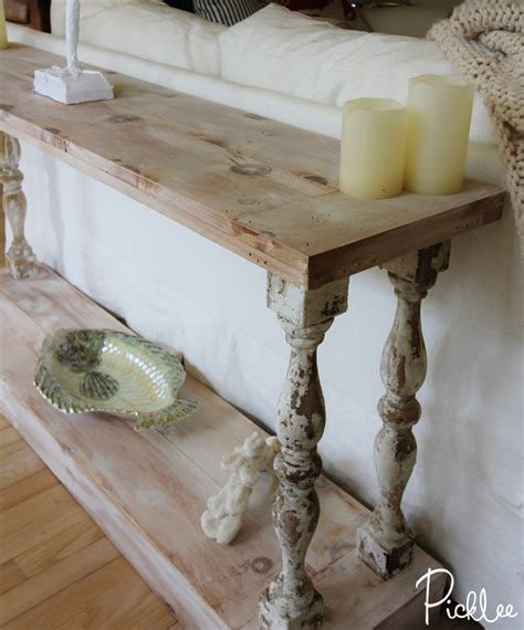 french country entryway table diy french country sofa table absolutely love this and