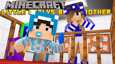 minecraft  carly meet  carlys baby brother youtube