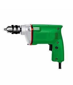 Powerful 10mm 300w Drill Machine With 13 Pcs Hss Drill