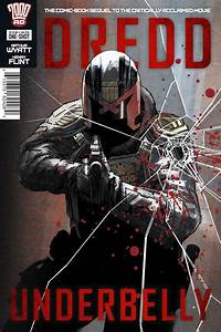 '2000AD' Makes History With U.S. Release of 'Dredd ...
