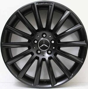 You'll receive email and feed alerts when new items arrive. 19 inch GENUINE MERCEDES BENZ AMG C250 2017 MOd WIDE PACK ALLOY WHEELS IN BLACK   eBay
