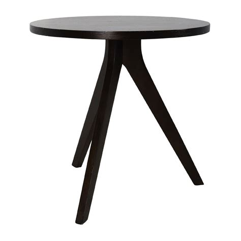 west elm side table 75 off west elm west elm tripod side table tables