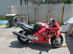 Buy 1998 Honda Cbr 600 F3 Red And Black On 2040motos