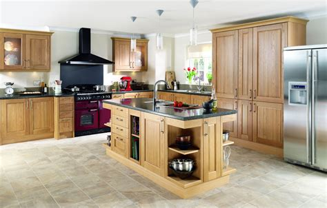 Fitted Kitchen Beautiful Addition To Your Home
