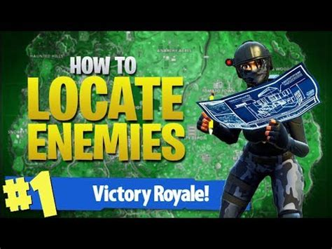 win   find enemy players fortnite battle