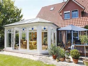 materialen fur den wintergarten bau wohnen With garten planen mit wintergarten unter balkon bauen