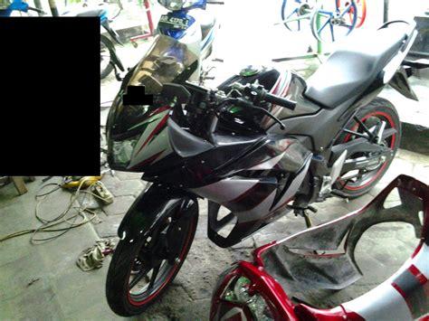Modifikasi Motor Cb 150 R by Cb 150 R Modifikasi Thecitycyclist