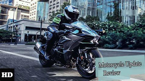 Kawasaki H2 2019 by News 2019 Kawasaki H2 Gt Turbo Charged