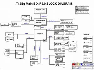 Asus T12eg Motherboard Schematic