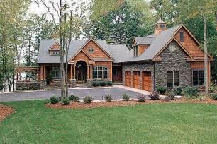 craftsman houseplans craftsman style house plan 4 beds 4 5 baths 4304 sq ft plan 453 22