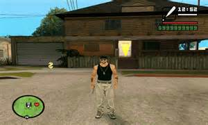 GTA San Andreas CJ Mod