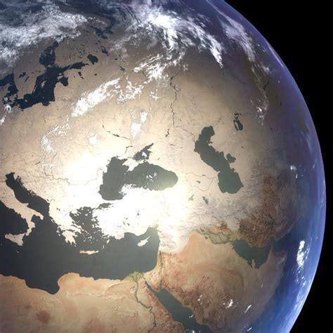 Earth   last ice age