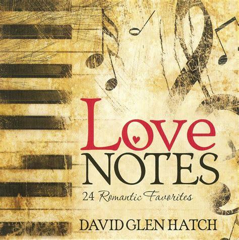recordings david glen hatch