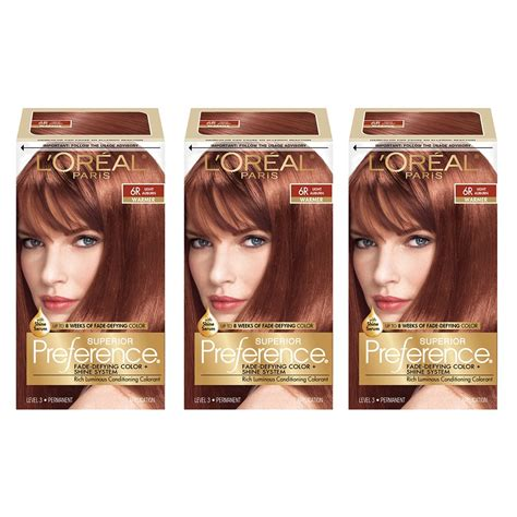 Loréal Paris Superior Preference Fade