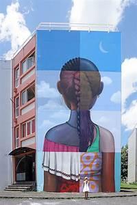 Street, Artist, Transforms, Boring, Buildings, Around, The, World