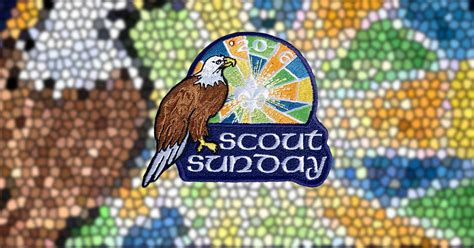Scout Sunday 2016 is Feb. 7