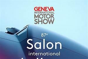 Salon De Geneve 2017 Date : salon de gen ve 2017 l 39 affiche d voil e l 39 argus ~ Medecine-chirurgie-esthetiques.com Avis de Voitures