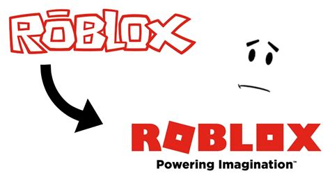 lets change  roblox logo  youtube