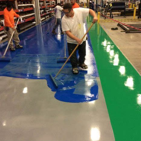 CPC Floor Coatings   Industrial Epoxy Floor Coatings