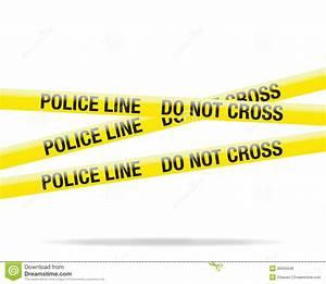 Police Tape Royalty Free Stock Photos - Image: 26055948