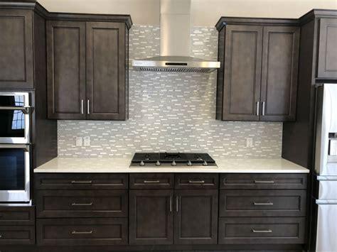 stone gray shaker kitchen cabinets premium cabinets