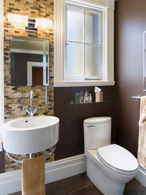 small bathrooms big design hgtv