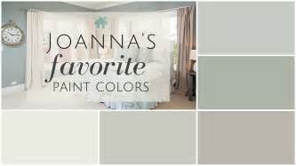 Great Colors For Living Rooms by Fixer Upper Paint Colors Joanna S 5 Favorites The