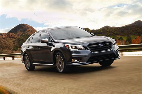 subaru legacy  car review autotrader
