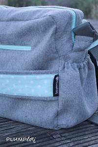 Wickeltasche Mit Wickelunterlage : wickeltasche mit integrierter wickelunterlage plumplori gen htes pinterest ~ Orissabook.com Haus und Dekorationen