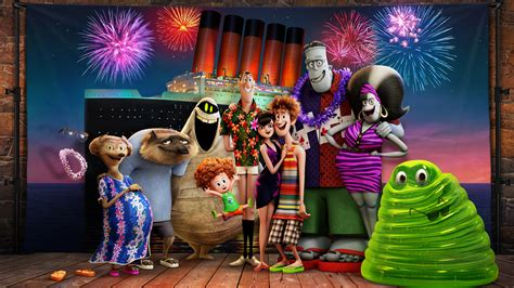 hotel transylvania     wallpapers hd wallpapers id