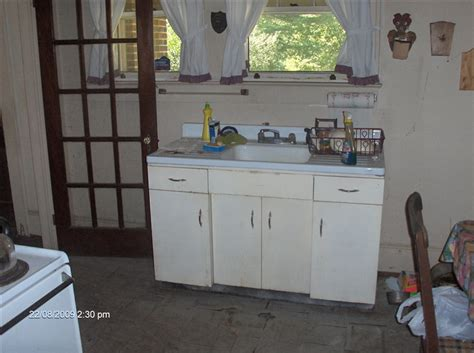 reuse kitchen cabinets metal cabinet restoration farmall cub 1953