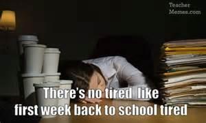 Teachers Going Back to School Memes