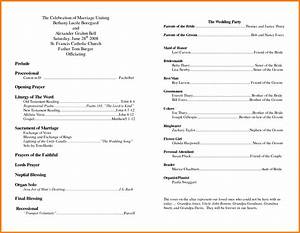 7 church program template free letter format for With templates for church programs