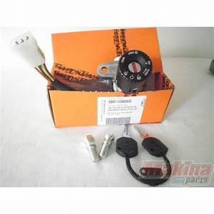 58411066000 Ignition Lock Ktm Lc4