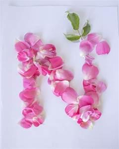 """Pretty Floral Letter """"N"""".   →floral alphabet   Pinterest ..."""