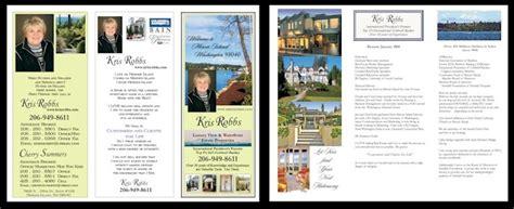trifold resume brochure idea job hunting pinterest